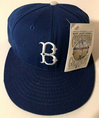 e45571638eedc 1939 Brooklyn Dodgers Cooperstown Collection Vintage Baseball Cap Hat New