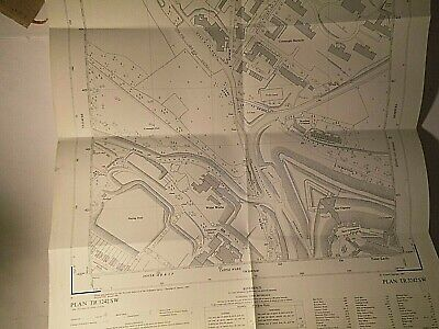 Dover Kent:connaught Barracks, Castle Hill-Schools: 50 Inch Scale- Land Register