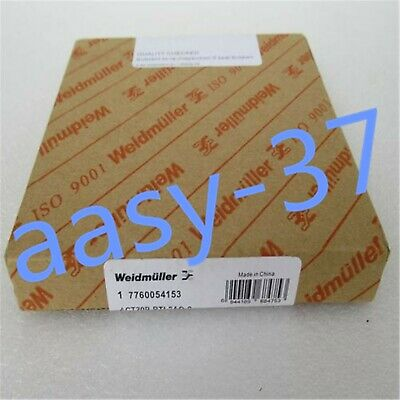 1 PCS NEW IN BOX Weidmuller isolator ACT20P-RTI-2AO-S 7760054153