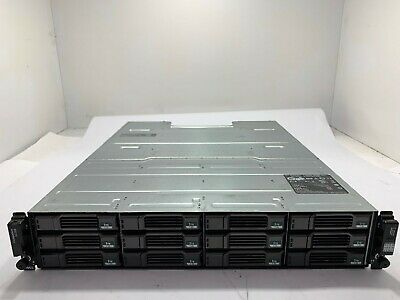 Dell Compellent SC200 Direct Storage Attach w/ 12x Dell 3TB 7.2K SAS HDD