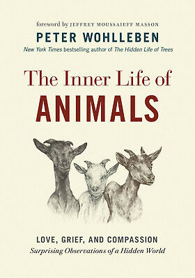The Inner Life of Animals by Peter Wohlleben (eBooks,2017)
