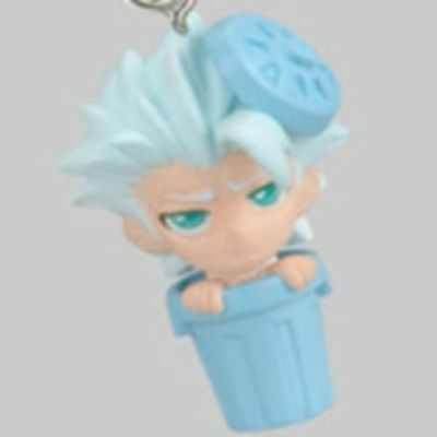 Bandai Bleach EX Phone Strap Mascot Swing Figure Part 1