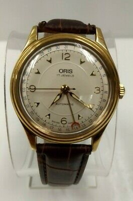 (Wi1) Oris Pointer Date Automatic 7403 Vintage Watch