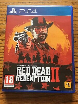 Red Dead Redemption II On PlayStation 4 - PS4
