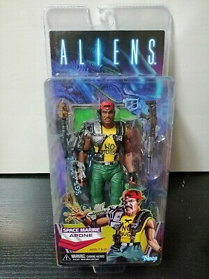 "Aliens Space Marine Apone  Figura Neca "" Nueva / Precintada"" New & Sealed"