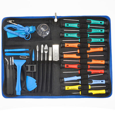 Professional Mobile Cell Phone Repair Opening Tools Kit Set For IPhone & Android