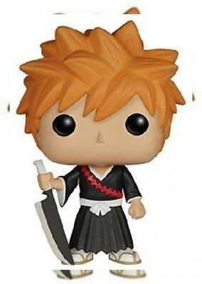 Funko POP Anime: Bleach Ichigo Action Figure 3.75 inches, Original Version