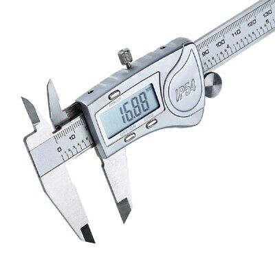 Waterproof IP54 6-Inch 150mm Stainless Steel Electronic Digital Vernier Caliper