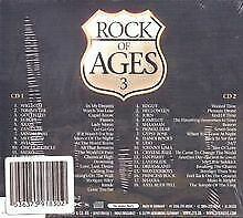 Rock of Ages 3 by Various | CD | condition good