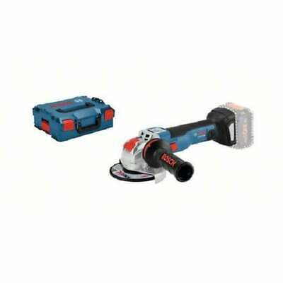 Bosch GWX18V-10C X-Lock 18v Angle Grinder Cordless 125MM Body Only In L-Boxx