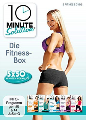 10 Minute Solution-Die Fitness Box - (German Import) Dvd New