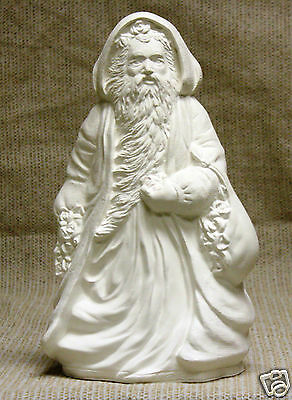 Ceramic Bisque Fantasy Santa Kimple Mold 1790 U-Paint Ready To Paint