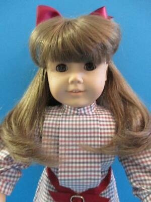Early Vintage Pleasant Company SAMANTHA DOLL in Meet Outfit Shoes~American Girl