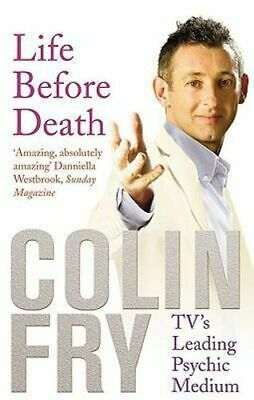 NEW Life Before Death By Colin Fry Paperback Free Shipping