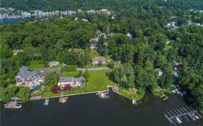 WARWICK NEW YORK REAL ESTATE PRIME LAND at GREENWOOD LAKE BEACH MOUNTAIN VIEWS