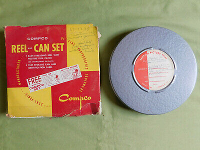 16MM Home Movie from 1946 and 1961, Sequoia, Pine Crest & Yosemite