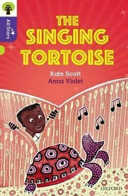 NEW Oxford Reading Tree All Stars Oxford Level 11 The Singing Tortoise By Kate S