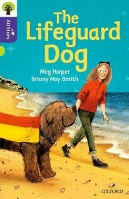 NEW Oxford Reading Tree All Stars Oxford Level 11 The Lifeguard Dog By Meg Harpe