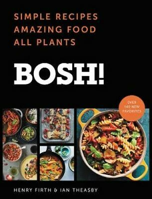 NEW Bosh! By Ian Theasby Hardcover Free Shipping