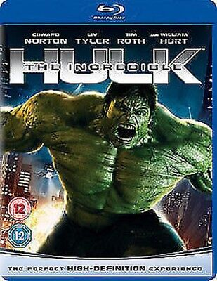 The Incredible Hulk BLU-RAY NEW BLU-RAY (8255604)