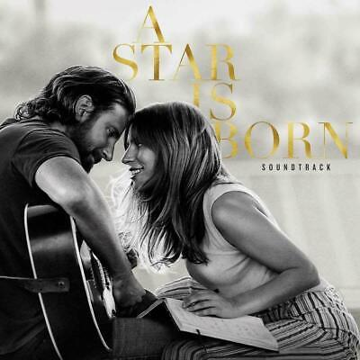 BOF A star is born LADY GAGA Bande Originale Film Bradley Cooper CD  Disque