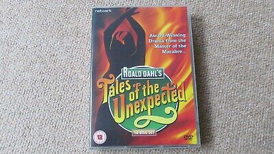 Tales of the Unexpected 10 Disc DVD Box Set Roald Dahl