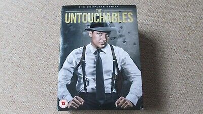 The Untouchables The Complete Collection 31 Disc DVD Box Set