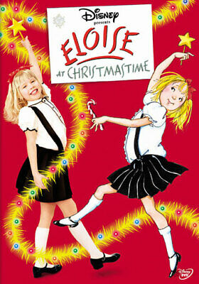 Buena Vista Home Video D36800D Eloise At Christmastime (Dvd/1.33/Dd 5.1/Fr-Du...