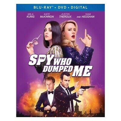 Lions Gate Home Ent  Br54903 Spy Who Dumped Me (Br/Dvd/W-Digital)