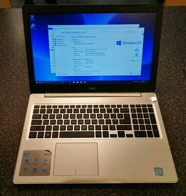 (PA2) DELL INSPIRON 15 5570 P75F Windows 10 Laptop