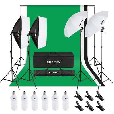 Youtube Video Photography Ultimate Lighting Video Studio Kit Ideal For Youtubers