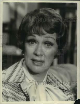 Press Photo Actress Eve Arden - syp09004