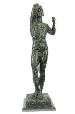 European Art: The Age of Bronze, Extra Large-sized model, first Production Sale
