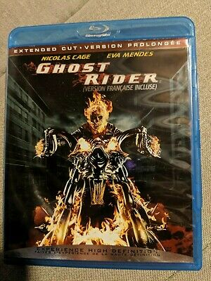 Ghost Rider Extended Cut (Bluray)
