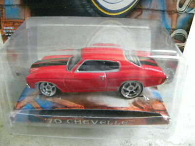 1970 Chevy Chevelle      2003 Hot Wheels Team Baurtwell Whips      1:64 Die-Cast