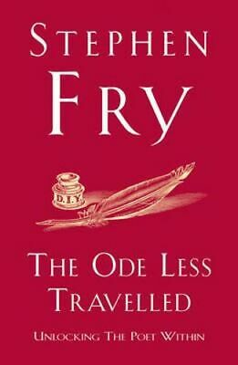 NEW The Ode Less Travelled By Stephen Fry Paperback Free Shipping