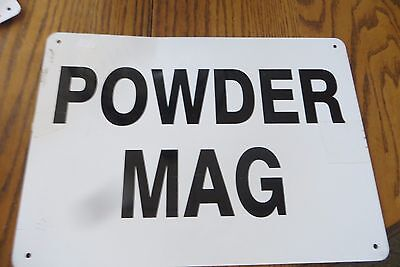 Power Mag Advertising Unusual,Warehouse,Company,Business Warning Sign