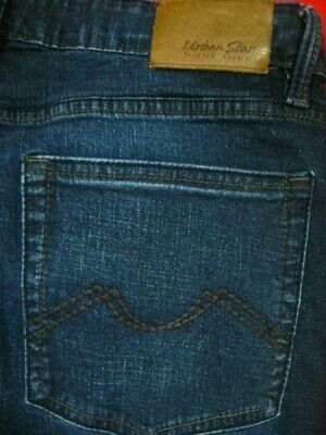 Urban Star Mens Relaxed Fit Straight Leg  Jeans Size  36 X 30