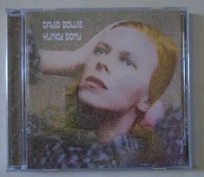 DAVID BOWIE ~ Hunky Dory ~ CD ALBUM REMASTERED