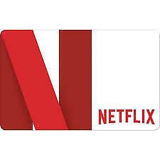 Selling $50 Netflix Gift Card For 60% Off, Instant Delivery