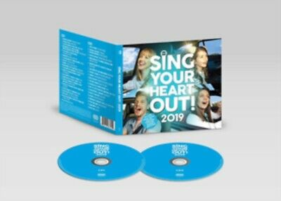 Various Artists - Sing Your Heart Out 2019 NEW CD