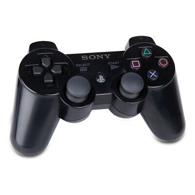 Originale PLAYSTATION 3 - PS3 Wireless Dualshock 3 Controller - Pad in Nero