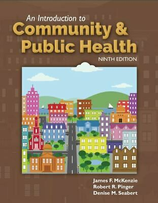 An Introduction to Community & Public Health 9th Edition [PDF] EB00K