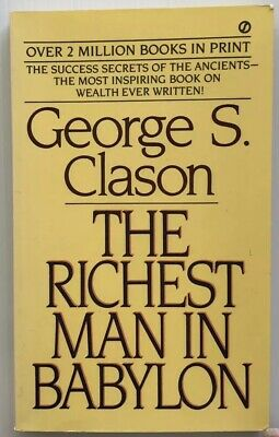 The Richest Man in Babylon by George S. Clason (Paperback)