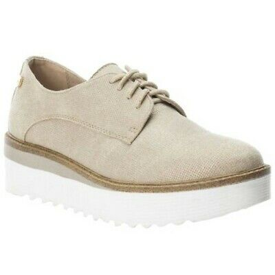 68c03922bd NEW WOMENS XTI NUDE PINK 47747 SYNTHETIC Sneakers FLATS - $44.95 ...