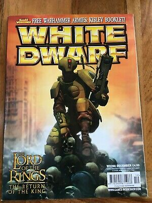 White Dwarf Magazine : No. 288 - December 2003