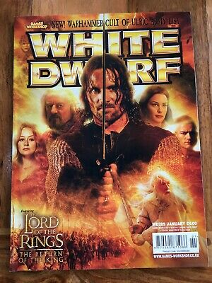 White Dwarf Magazine : No. 289 - January 2004