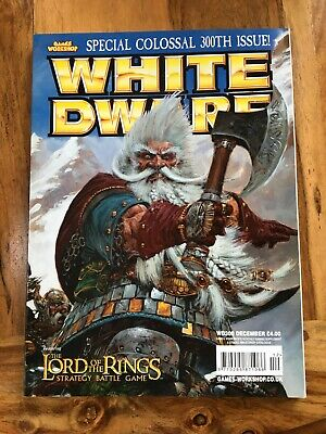 White Dwarf Magazine : No. 300 - December 2004