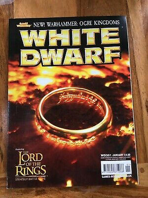White Dwarf Magazine : No. 301 - January 2005