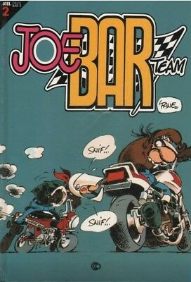 Joe Bar Team 2.                 Hardcover!